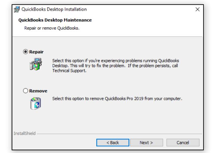 Uninstalling The QuickBooks Hub Tool