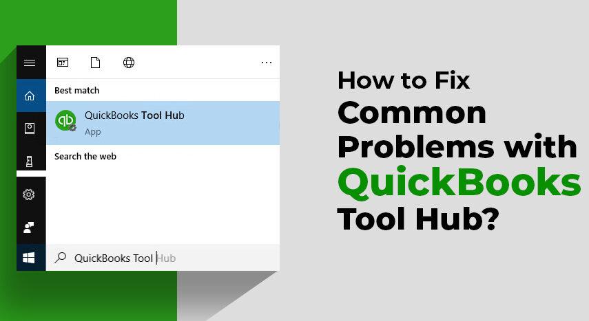 QuickBooks Tool Hub - Importance and Uses
