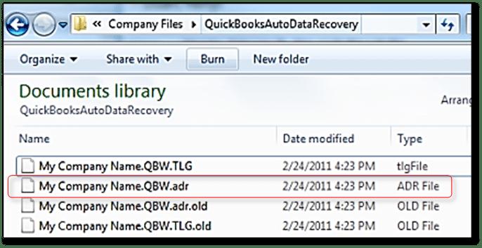 Renaming .tng file - QuickBooks Error 6189 816