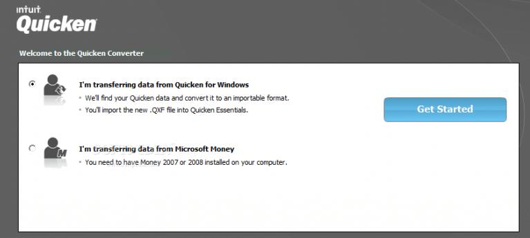 how to convert quicken to quickbooks