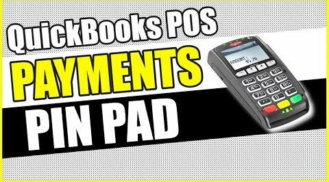 Pin Pads - QuickBooks Point Of Sale Hardware