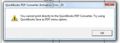 QuickBooks PDF Converter Not Working - Solutions