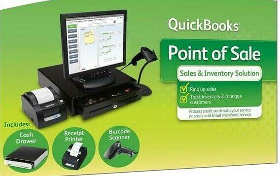 QuickBooks Point Of Sale Hardware