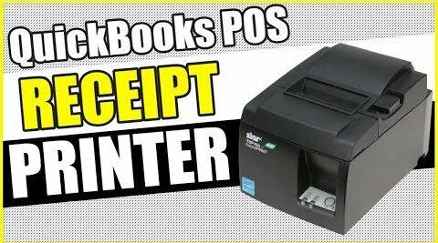 Receipt Printer - QuickBooks Point Of Sale Hardware