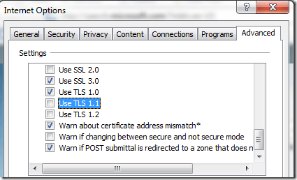 error code 15240 QuickBooks : verify Internet Explorer setting
